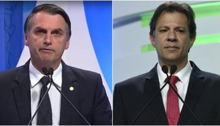 haddad bolsonaro debate e1539208831483 750x430 - Band cancela debate desta sexta entre Bolsonaro e Haddad