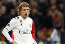 Modric fala da amizade com Cristiano Ronaldo e avisa: 'Nunca jogarei com Messi'