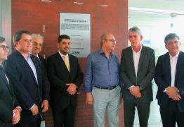 POLO INDUSTRIAL: Ricardo inaugura Centro de Formação Profissional do Senai em Caaporã
