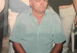 Morre o empresário Joacil de Brito Pereira Filho, tio do vereador Lucas de Brito