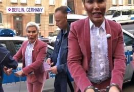 VEJA VÍDEO: Ken humano é preso em Berlim