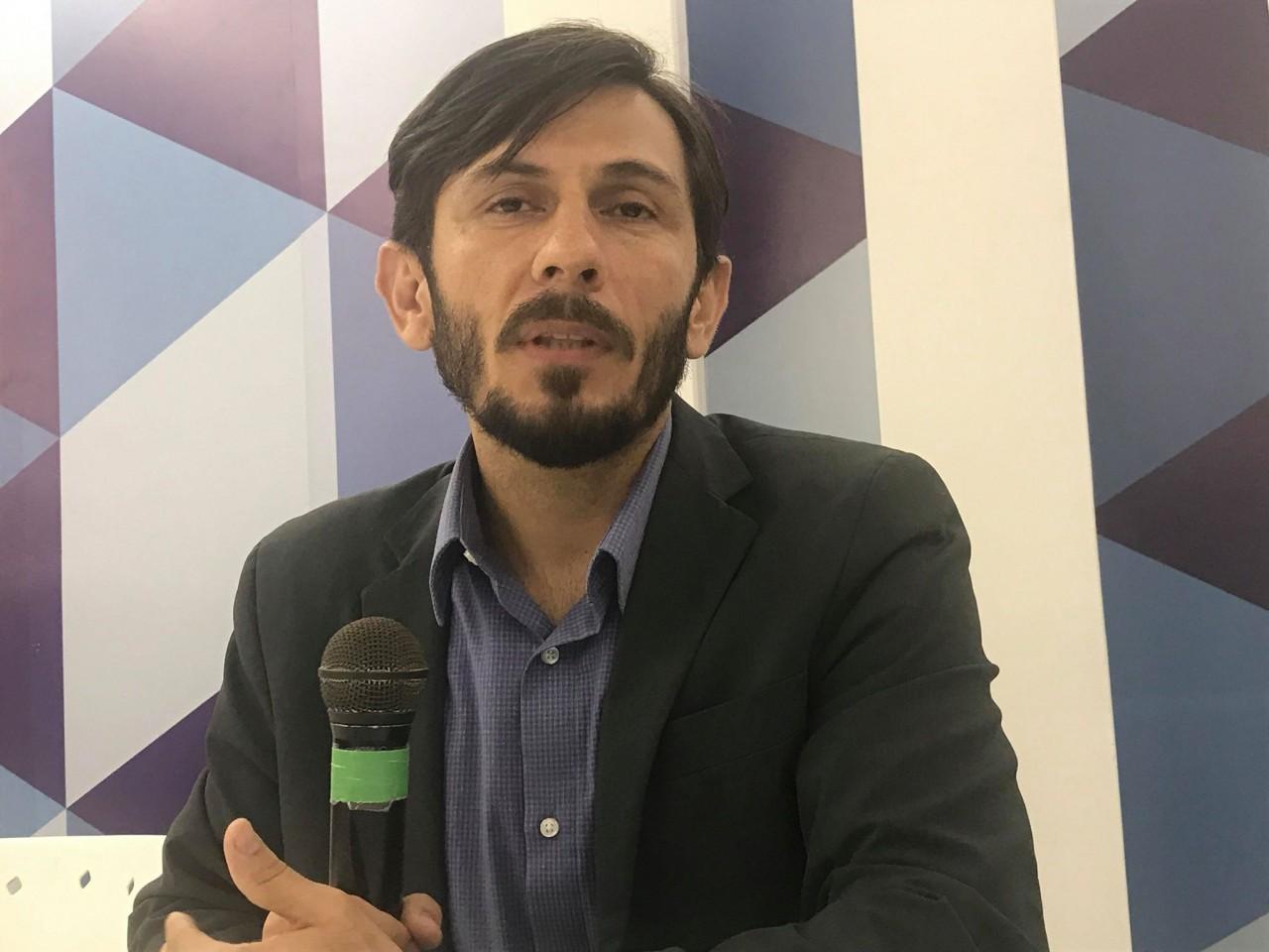 luiz gonzaga sociólogo 1 - 'Nos momentos de crise sempre há uma porta aberta aos extremismos' afirma o sociólogo Luiz Gonzaga Júnior