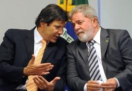 Lula pede a Haddad para não visitá-lo mais na prisão durante o 2º turno