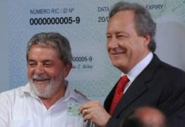 STF decide hoje se Lula poderá conceder entrevista a Folha de S. Paulo