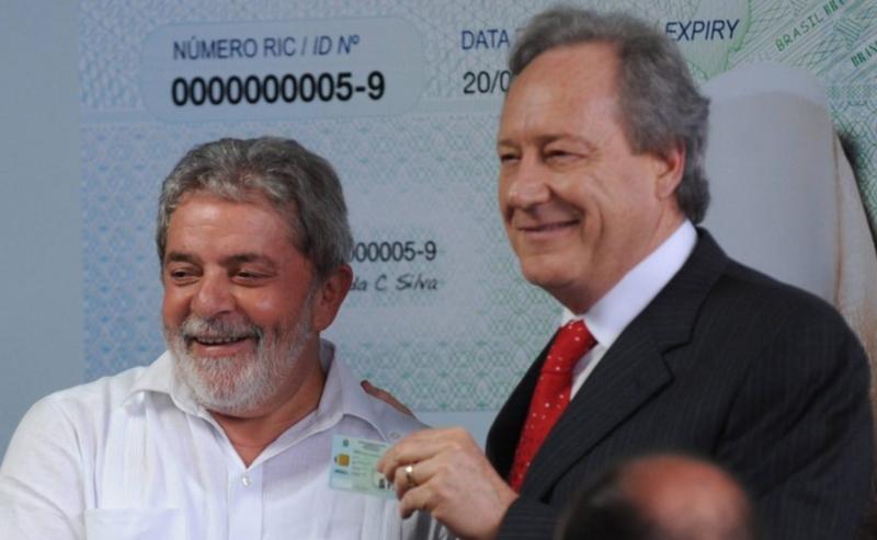 lula lewandowski - STF decide hoje se Lula poderá conceder entrevista a Folha de S. Paulo
