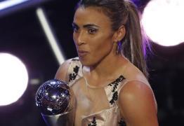 Após ser eleita melhor do mundo pela Fifa, Marta concorre à Bola de Ouro