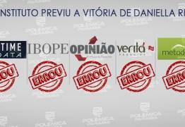 PESQUISA X URNAS: nenhum instituto apontou vitória de Daniella Ribeiro para o Senado