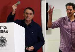 Simpatizantes de Bolsonaro e Haddad organizam atos em todo país