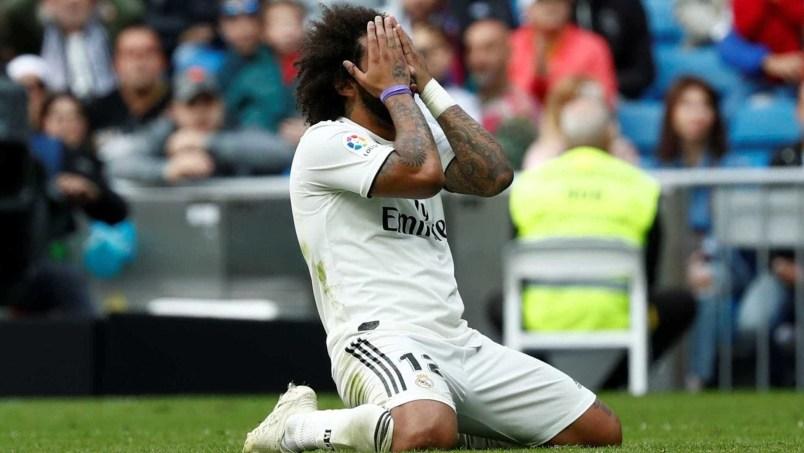 naom 5bcb2ebabb505 300x169 - Marcelo sofre lesão e vira dúvida no Real para clássico com o Barça
