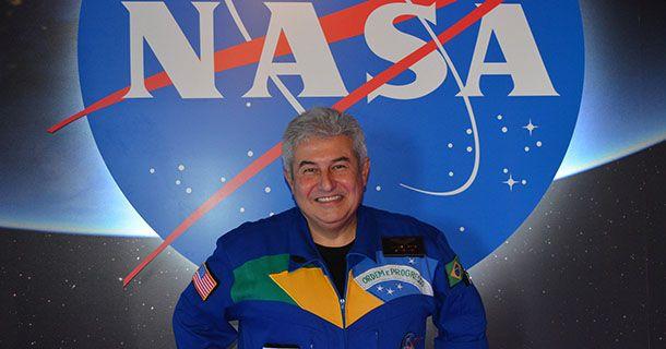 nasa - Bolsonaro anuncia Marcos Pontes, o astronauta, para Ciência e Tecnologia