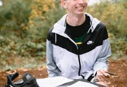Nike patrocina pela primeira vez atleta com paralisia cerebral