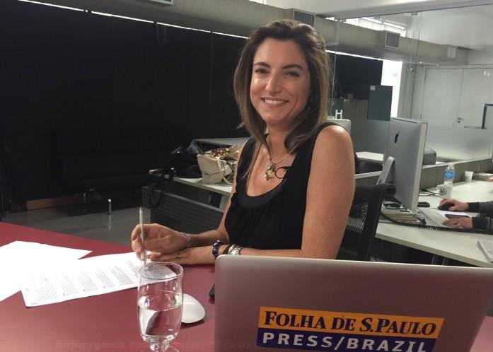 patriciacampos - Jornalista que fez matéria de denúncia contra Bolsonaro é alvo de ataques