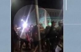 PM é preso após fazer disparos e ferir quatro pessoas durante festa pró-Bolsonaro