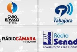 IBOPE DAS RÁDIOS: Rádio Cabo Branco FM é a mais ouvida entre emissoras de programação 'adulta'; Tabajara aparece em 2º