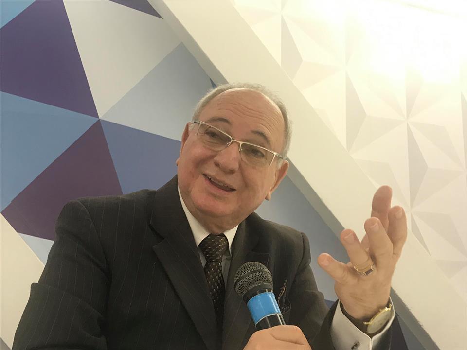 romero marcelo desembargador presidente tre pb - VEJA VÍDEO: 'Não existe mais espaço para extremismos de direita ou de esquerda', afirma o presidente do TRE-PB, Des. Romero  Marcelo