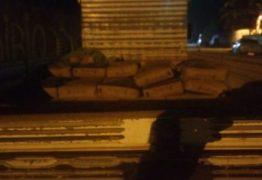 Homens são presos com sacos de cimento e lista de eleitores em Mamanguape