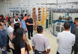 Cidade de Caaporã ganhará nova Unidade e Instituto de Tecnologia Têxtil do SENAI -PB