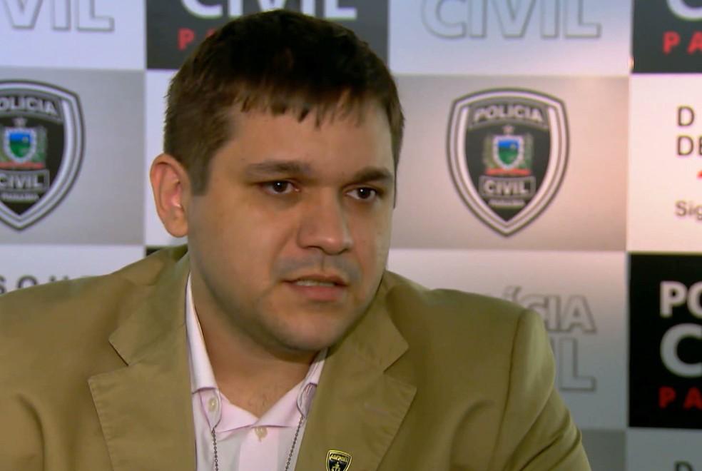 untitled 01.00 34 01 11.quadro018 - Governo transfere delegado que comandava investigação sobre corrupção no futebol da Paraíba
