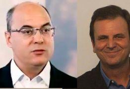 Witzel ameaça dar 'voz de prisão' a Paes em debate; ex-prefeito diz que não aceitará 'carteirada'