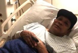 Liminha, assistente de palco de Silvio Santos, é diagnosticado com paralisia facial