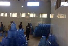 Operação Poseidon: MP interdita sete fábricas de água e prende quatro pessoas, na PB