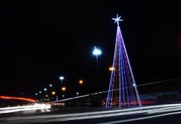 João Pessoa recebe decoração natalina especial para festejos de fim de ano