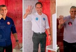 OTIMISMO NA LINHA DE CHEGADA: candidatos à Presidência da OAB acreditam em vitória nas urnas