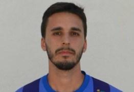 Treze anuncia Léo Fioravanti como o primeiro reforço e confirma acerto com 22 jogadores