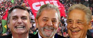 """Defensores do Estado indutor de riquezas Bolsonaro Lula e FHC defendem manutenção dos privilégios da elite de servidores na Previdência e1541292009196 300x124 - O MESMO ERRO DO PSDB E DO PT: """"Bolsonaro pode se transformar no Lula da direita"""" - Por Merval Pereira"""