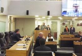 Jeová Campos, Estela e Hervázio entram com recurso para anular aprovação de PEC que não respeitou o Regimento Interno da ALPB