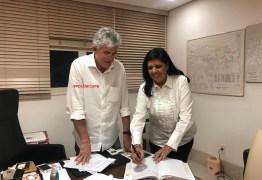 Ricardo viaja e Governo fica sob comando de Lígia Feliciano e Gervásio Maia