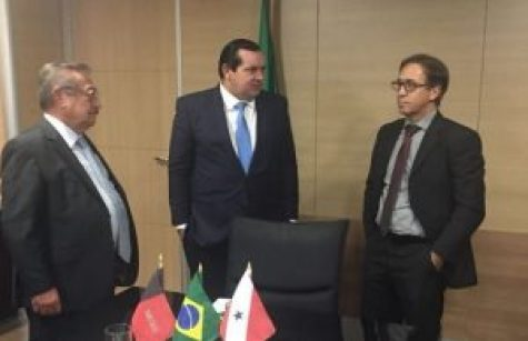 Maranhão Alberto e Dnocs 300x194 - Senado aprova emenda de Maranhão para o Dnocs iniciar obras do Ramal de Piancó da Transposição
