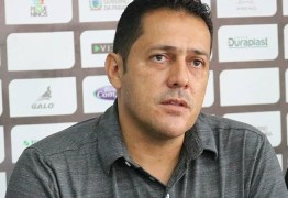 Maurílio Silva tem no Treze a chance de fortalecer seu nome dentro da nova safra de técnicos