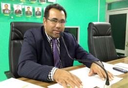 MPPB pede a condenação de Noquinha por irregularidades em contratos de publicidade na Câmara Municipal de Bayeux