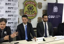 Políticos, empresários, advogados e servidores estão entre presos da Operação deflagrada hoje