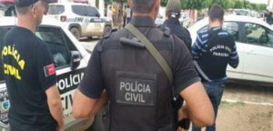 POLÍCIA CIVIL PB 738x355 300x144 - OPERAÇÃO GARIMPO:  Polícia cumpre mandados contra lavagem de dinheiro em João Pessoa e Itabaiana