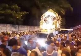 Romaria da Penha reúne centenas de milhares de fiéis nas ruas de João Pessoa