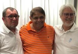 Elson Pessoa, Otávio Araújo e Vanildo Brito disputam cargo de defensor geral da Paraíba