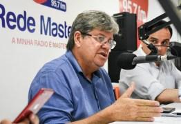 Durante audiência do ODE em Patos, governador João Azevedo elege e educação como prioridade para a região