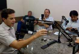 Veneziano destaca em entrevista abandono de obras por parte da gestão do PSDB em Campina