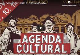 AGENDA CULTURAL: Confira os eventos que agitam o fim de semana de João Pessoa