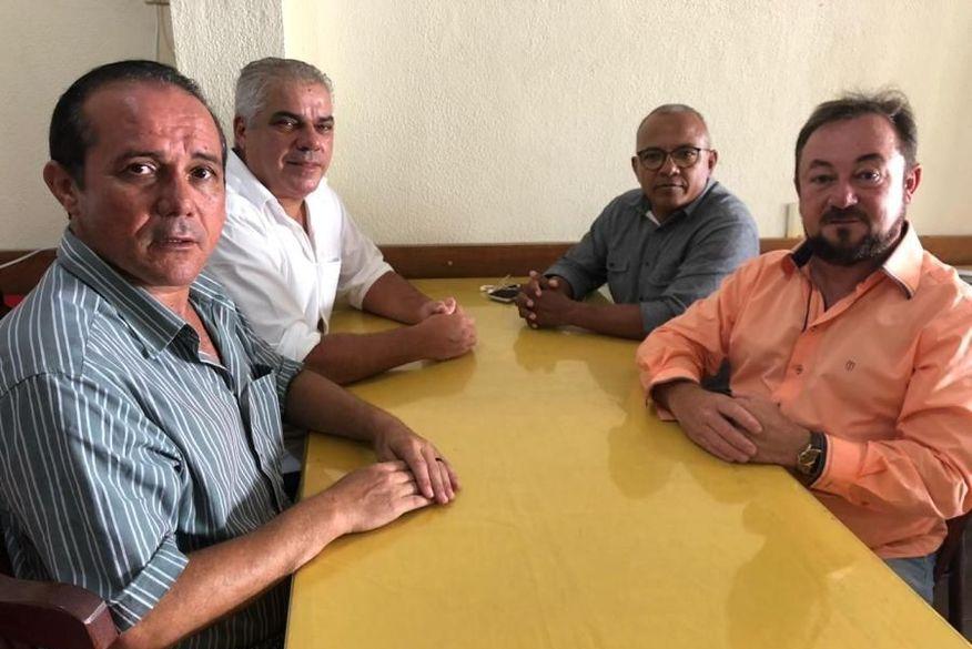 aguinaldo - CONFIRMADO: PSB indica nome do vice-prefeito na chapa de Victor Hugo