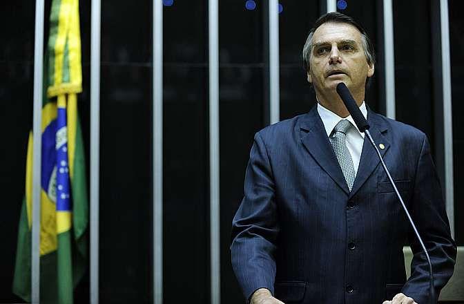 bolsonaro congre - Bolsonaro admite que reforma da Previdência deve ficar para 2019