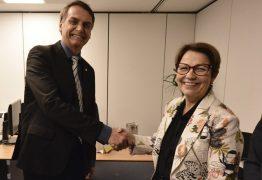 Parceira da JBS, ministra de Bolsonaro deu incentivos fiscais à empresa em MS