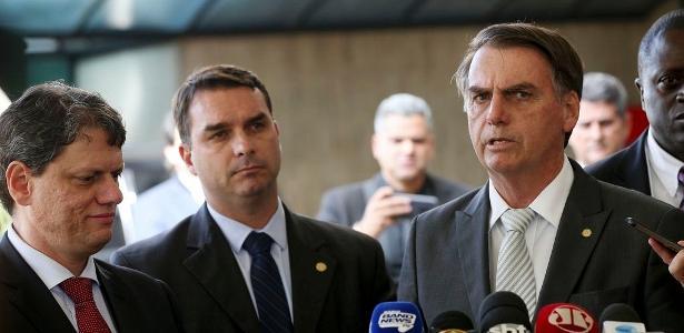 """bozo - Após prometer 15, Bolsonaro diz que número de ministérios não """"chega a 20"""""""