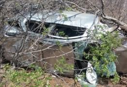 Quatro freiras de Cajazeiras sobrevivem a capotamento no Rio Grande do Norte