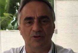 VÍDEO: Luciano Cartaxo aproveita domingo para anunciar pagamento das últimas três folhas do ano – novembro; dezembro e 13º; confira datas