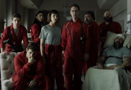 """La Casa de Papel"" vence Emmy Internacional; Brasil fica sem prêmio"
