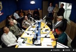 Oficiais esqueceram das propostas e ficaram só nas acusações: VEJA VÍDEO DO DEBATE
