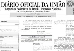 Governo decide cobrar por acesso ao Diário Oficial da União pela manhã